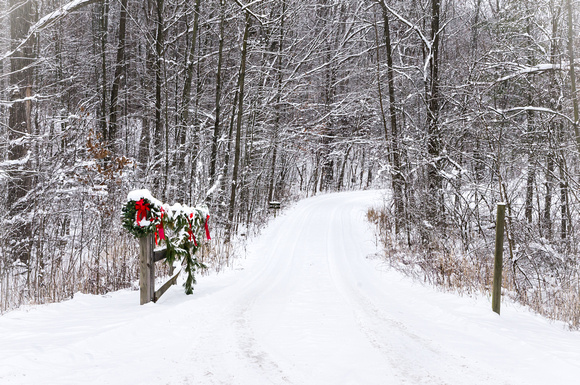 Christmas Welcome - Allen County, Indiana