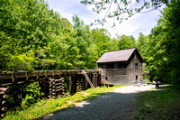 Mingus Grist Mill - Great Smoky Mountains National Park