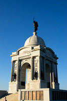 Pennsylvania State Monument, Gettysburg, PA. Battlefield