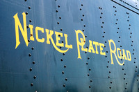Nickel Plate Road Coal Car (side)